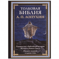 Толковая Библия. Руководство к библейской истории Ветхого и Нового завета
