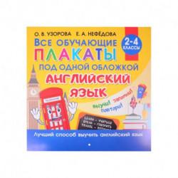 Все плакаты по английскому языку. 2-4 класс