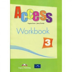 Access3. Workbook. Pre-Intermediate. Рабочая тетр