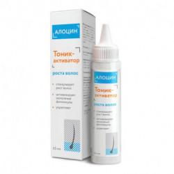 Алоцин Тоник-активатор роста волос, 65 мл