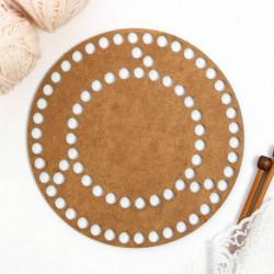 Заготовка для вязания 'Круг. 4 отделения' 20 см
