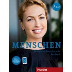 Menschen A2.2. Deutsch als Fremdsprache. Kursbuch