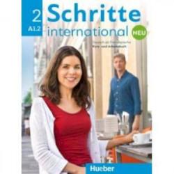 Schritte international Neu 2 Kursbuch und Arbeitsbuch (+CD)