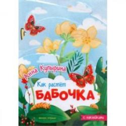 Бабочка. Книжка-гармошка