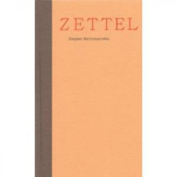Zettel. Заметки