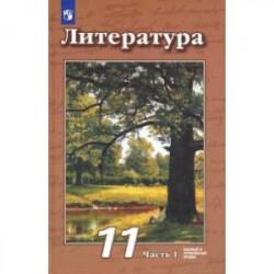 Литература. 11 класс. Учебник. Базовый и углубленный уровни. В 2-х частях Часть 1