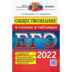 ЕГЭ 2022. Обществознание в схемах и таблицах