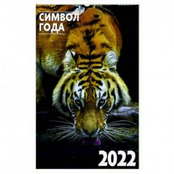 Календарь на спирали. Символ года 2. на 2022 год