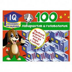 100 лабиринтов и головоломок