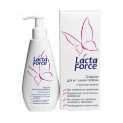 911 Lactaforce Средство для интимной гигиены с молочной кислотой, 200 мл
