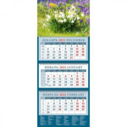 Календарь 2022 'Подснежники' (14256)