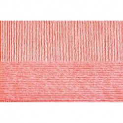 Вискоза натуральная. Цвет 283-Лосось. 5x100 г.