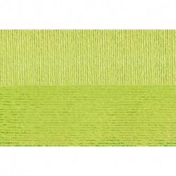 Вискоза натуральная. Цвет 483-Незрелый лимон. 5x100 г.