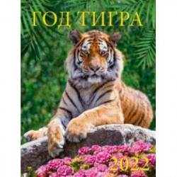 Календарь на 2022 год 'Год тигра' (13210)