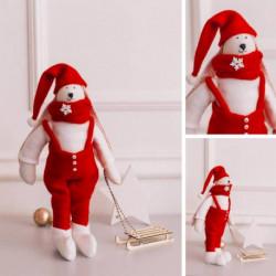 Мягкая игрушка «Джек» набор для шитья, 15,6 x 22,4 x 5,2 см