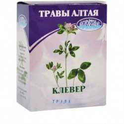 Чайный напиток Клевер (трава), 50 г
