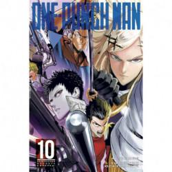One-Punch Man. Книга 10. Сожранная капуста. Вперед!