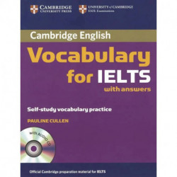 IELTS Vocabulary Up to Band 6.0 (+CD)