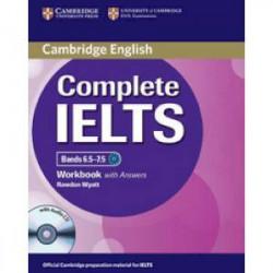 Complete IELTS Bands 6.5-7.5 WB +ans +D