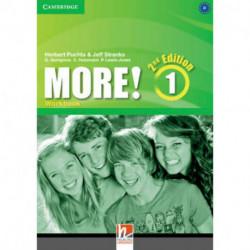 More! 2Ed 1 WB