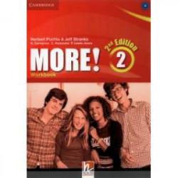 More! 2Ed 2 WB