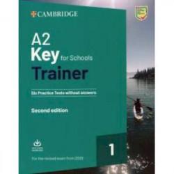 Key for Schools Trainer 1Ex 2020 Six Tests + Audio