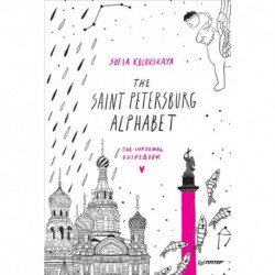 The Saint Petersburg Alphabet.The informal guidebook