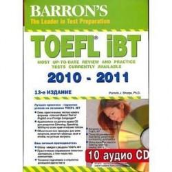 TOEFL iBT 2010-2011 (+ 10 CD)