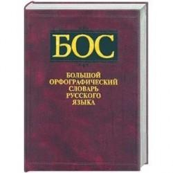 Большой орфографический словарь русского языка. Около 106000 слов
